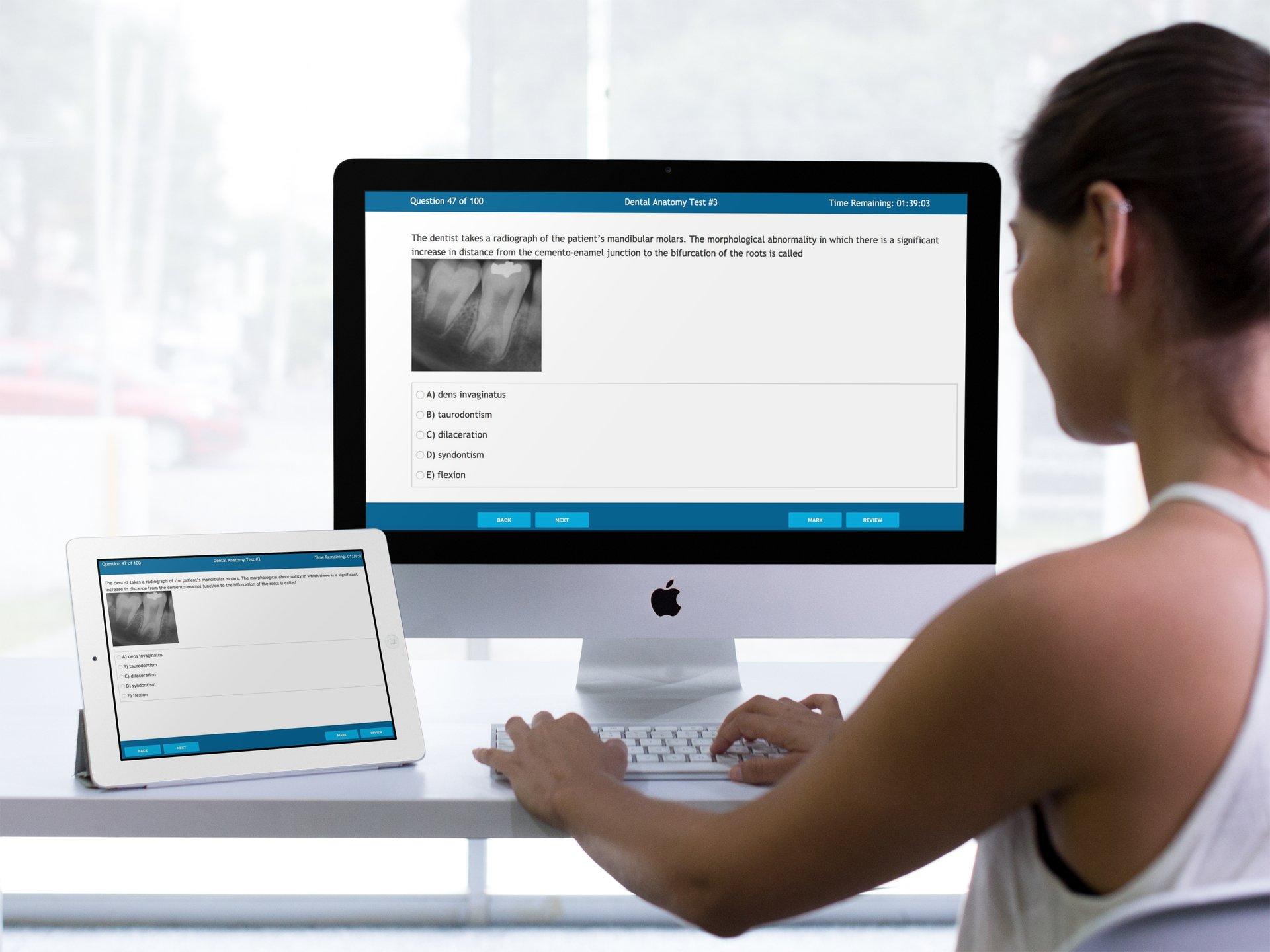Preview - ADAT Practice Tests & Dental Admission Test Preparation